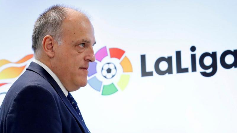 Laliga主席:皇萨竞以后可能在周一晚上踢西甲