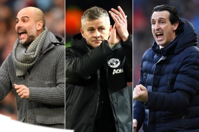 英超2月最佳主帅:瓜帅、索肖和埃梅里候选