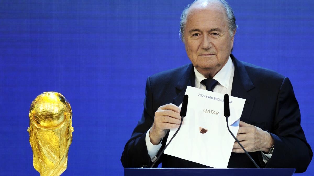 周日泰晤士:卡塔尔曾向国际足联秘密行贿8.8亿美元