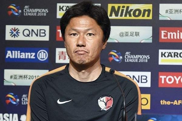 鹿岛主帅:已全面分析鲁能,将会把3分带回到日本