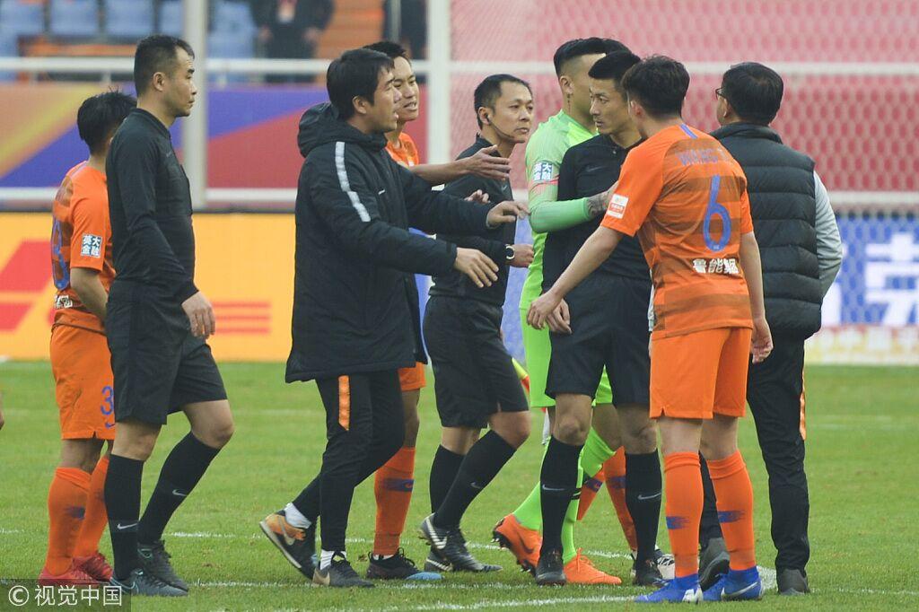 媒体人:傅明还有亚足联任务,不能单纯被认为是停赛