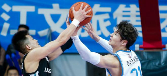 王哲林以场均24.6分荣膺常规赛本土得分王
