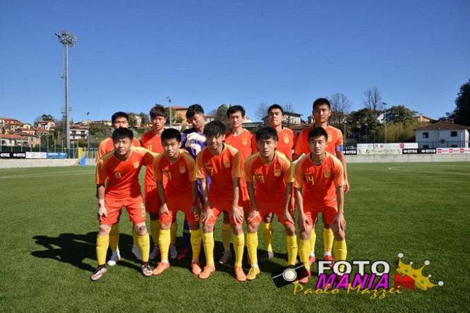 维亚莱乔杯:阿卜杜破门,U20国青1-1意丁联赛联队