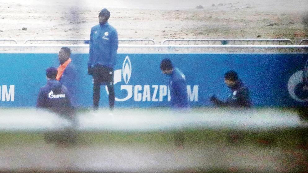 图片报:泰代斯科被解雇的8小时前仍在带队训练