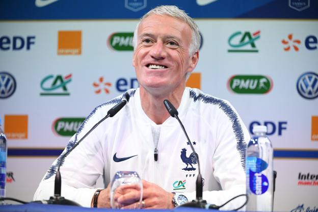 德尚:我愿意执教到卡塔尔世界杯,勒夫就是个好榜样