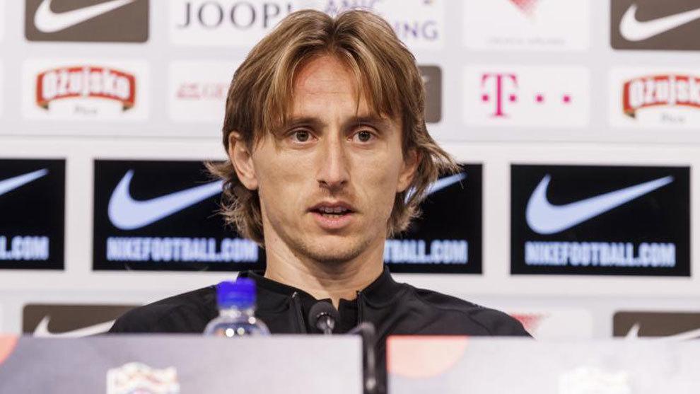 莫德里奇:由我带头,克罗地亚需要找回世界杯时的状态