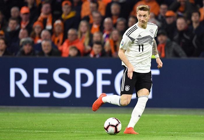 罗伊斯大腿伤势无碍,不影响周末德甲比赛出场
