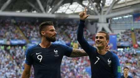法媒:法国三叉戟进球效率超齐达内-亨利-特雷泽盖组合
