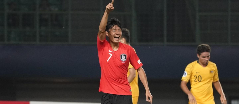 U19亚青赛韩国最佳射手:崇拜内马尔,想做朴智星