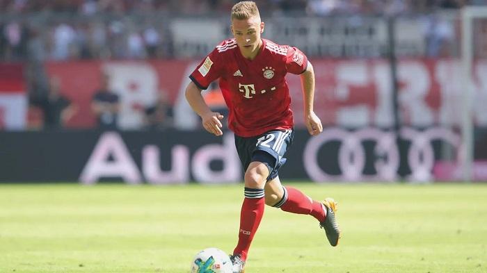 基米希:目标是在拜仁慕尼黑踢后腰