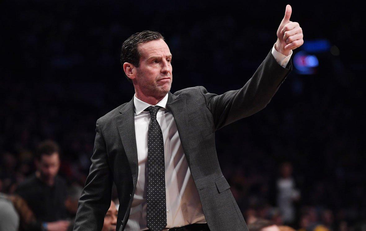 篮网将为阿特金森的助教教练组提供两年续约合同