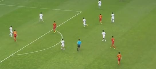 华山杯:贾博琰传射刘轶恒两球,U16国足5-0大胜缅甸