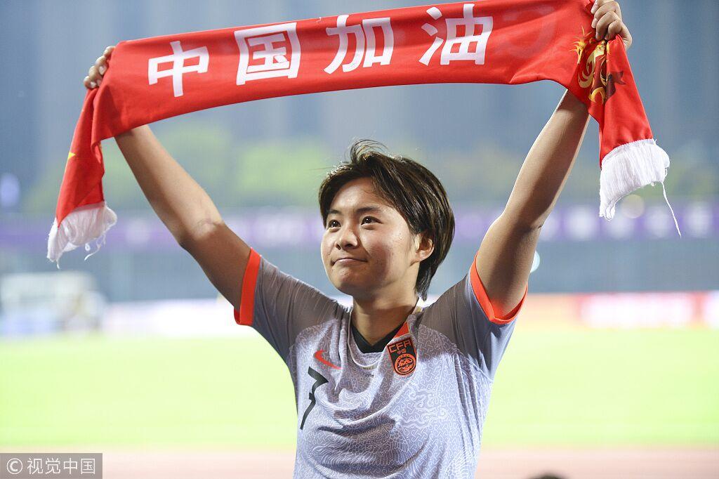 王霜:法甲结束后会第一时间回归国家队备战世界杯