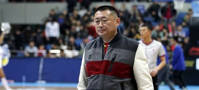CBA官方:刘宏疆发表不当言论将被禁赛一场并罚款2万
