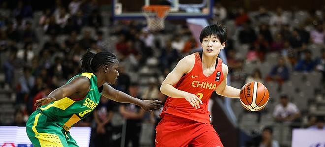 WNBA球队向中国女篮后卫杨力维提供正式合同报价
