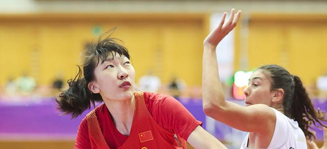 韩旭将到场出席2019年WNBA选秀大会