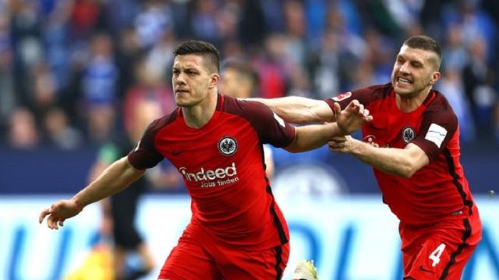 德媒:约维奇将在法兰克福再留一年  第1张