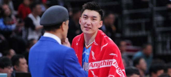 新疆队长!可兰白克砍下21分创赛季新高