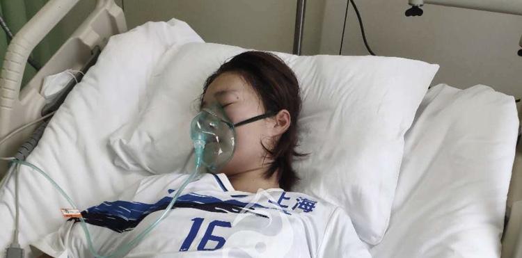 上海女足U18球员患红斑狼疮生命垂危,教练为其筹款