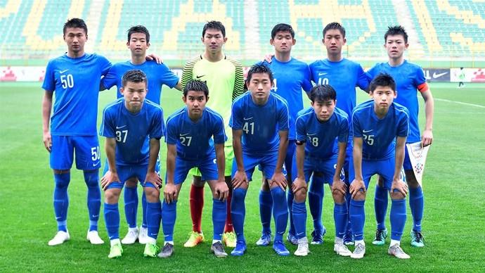 邀请赛:U15国少0-1负于斯洛伐克,三连败小组垫底