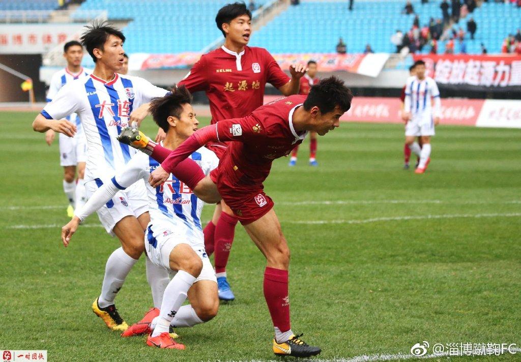 中乙:淄博连胜领跑奇幻城官网,千兆中能湘涛等队告负
