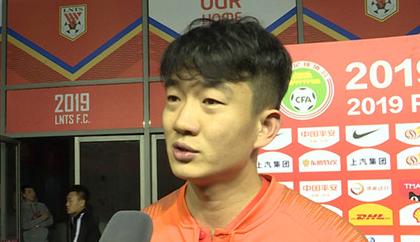 戴琳:我希望大连足球更好,但今天赢球方式没多大意思