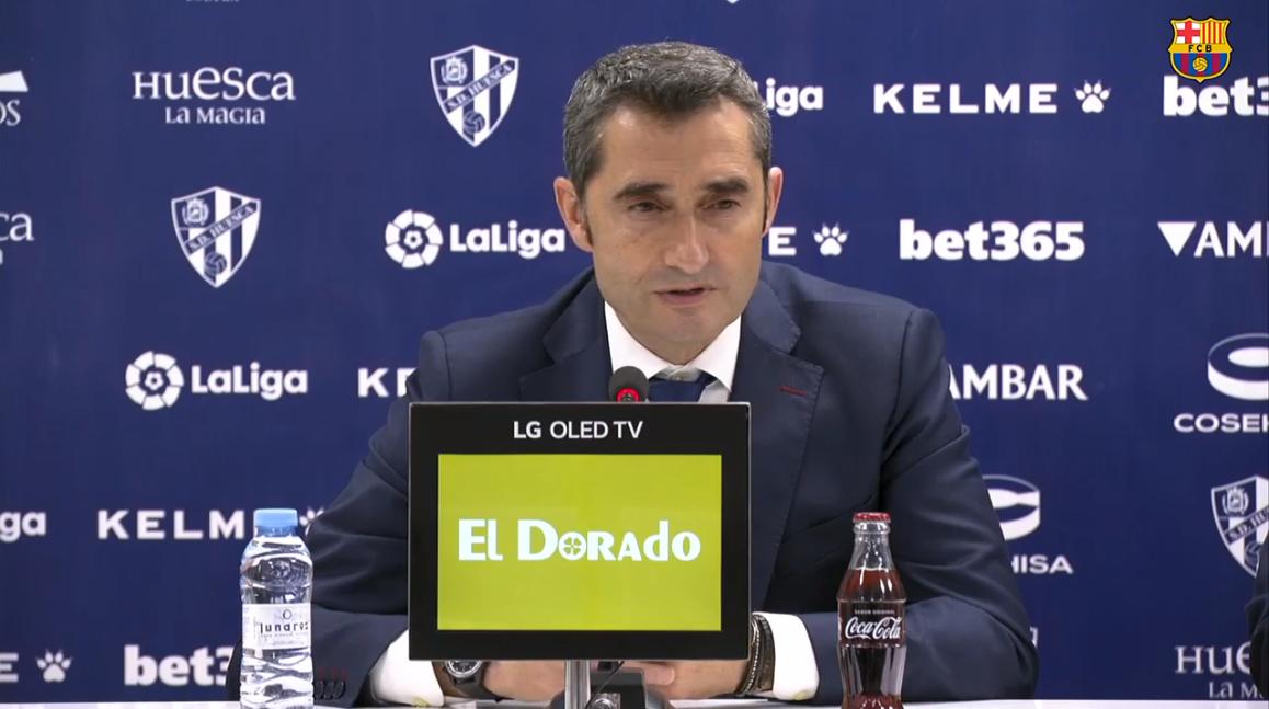 巴尔韦德:下周有和曼联的比赛,轮换是必须要做的