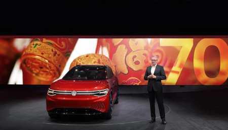 全新概念车、途昂X、全新速腾,大众汽车群星闪耀2019上海车展