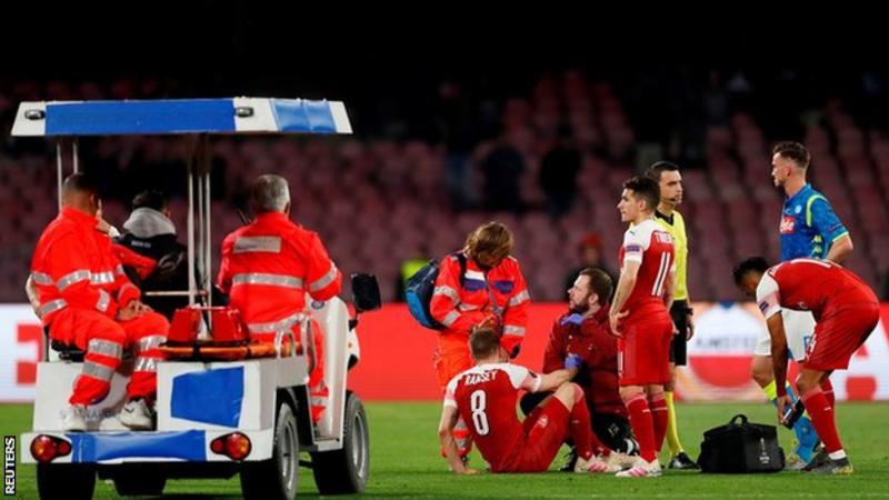 BBC:拉姆塞可能无缘阿森纳本赛季剩下的比赛