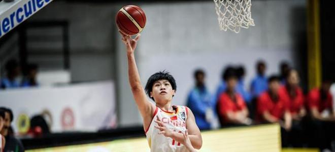 U19国青女篮热身赛程公布,将交手立陶宛等队