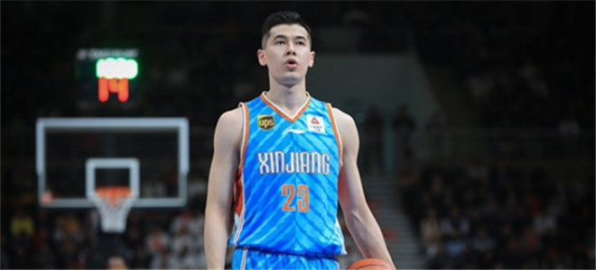 阿不都:新疆队能打到总决赛实至名归