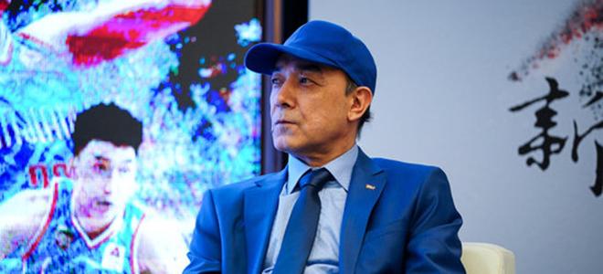 阿的江:广东和新疆都有夺冠的实力