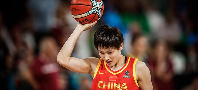杨力维今年将不会登陆WNBA,先回国备战窗口期