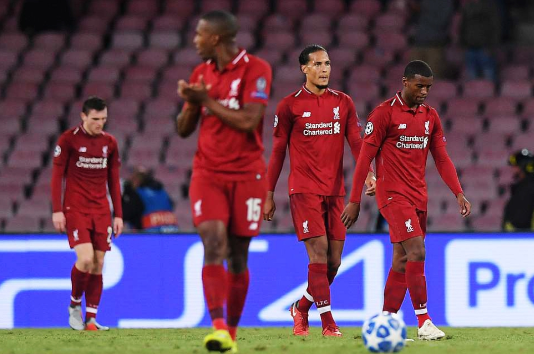 0-3大败,利物浦球迷评论全部用了同一个词:不走运