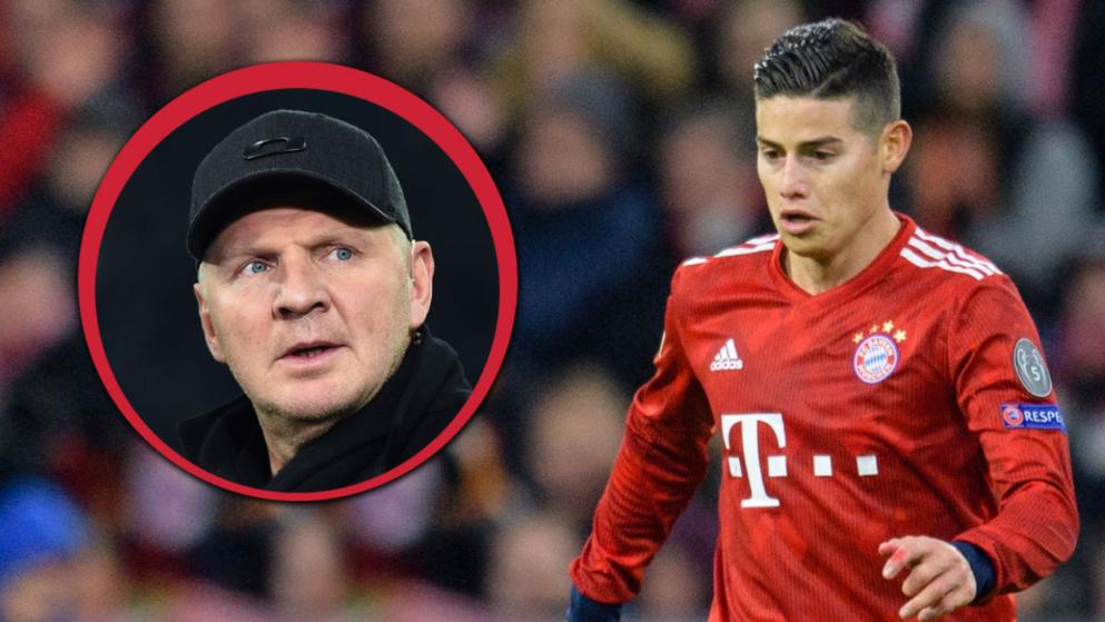 埃芬博格:J罗为了自己必须要离开拜仁