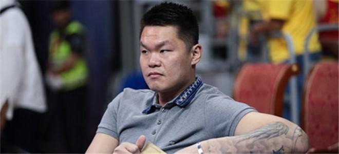 朱芳雨:终于完成夺冠任务,希望儿子能喜欢篮球