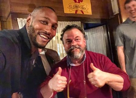 迪奥在意大利就餐不忘呼叫吉诺比利:你最爱的餐厅