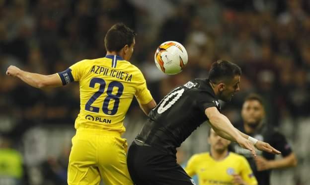 AZP:客场进球仅是第一步,下周四的比赛才是决定性的