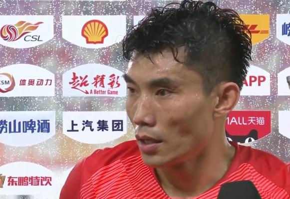 郑智:比分不能显示场上局势,球队今天发挥得相当不错