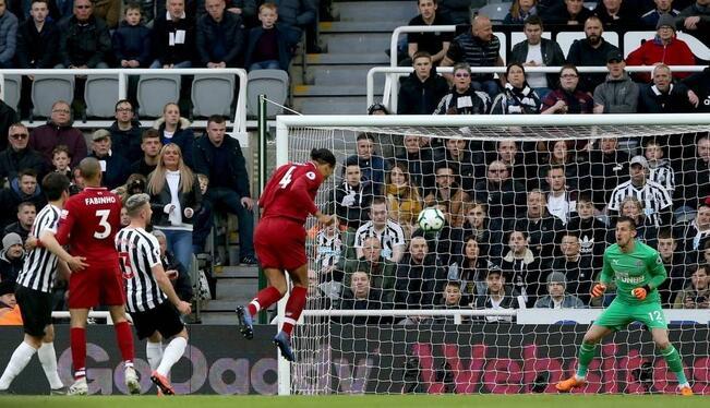 萨拉赫破门+伤退奥里吉准绝杀,利物浦3-2纽卡斯尔