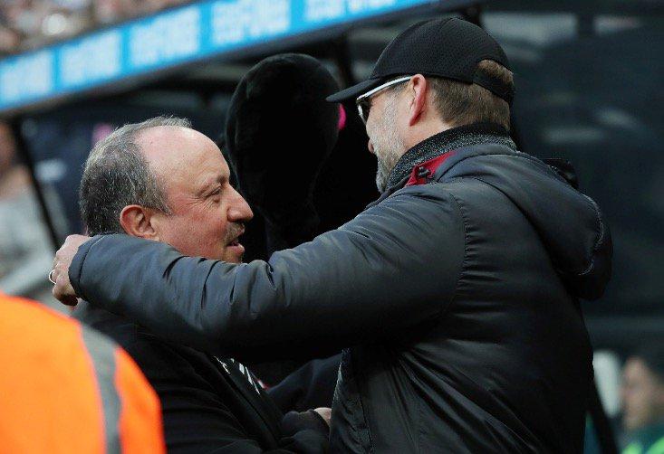 贝大师:利物浦的制胜球我们没犯规;过几天接着和纽卡谈
