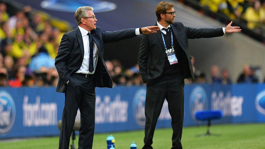 海因克斯后德国第二人!克洛普连续两年率队进欧冠决赛