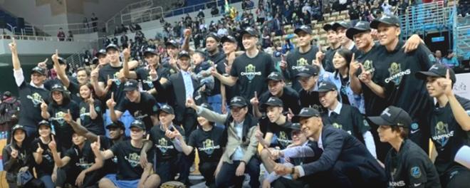 SBL总决赛落幕, 许晋哲率富邦勇士夺队史首冠
