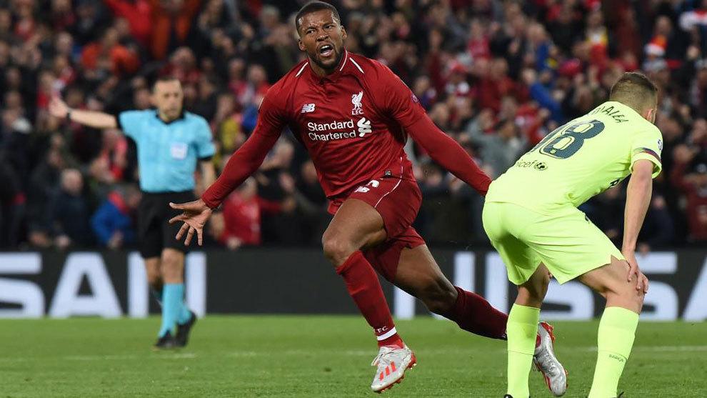 各方面占优,利物浦次回合夺回球权多巴萨20次