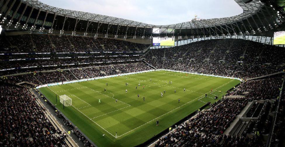 一起见证历史!热刺将在新球场大屏直播欧冠决赛