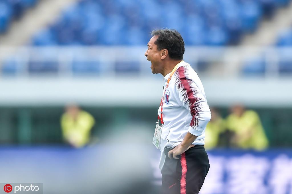 沈祥福:输掉了很关键的比赛,孙可是其他球员的榜样