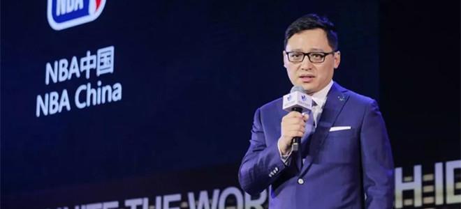 NBA中国副总裁王大为拟出任CBA公司CEO