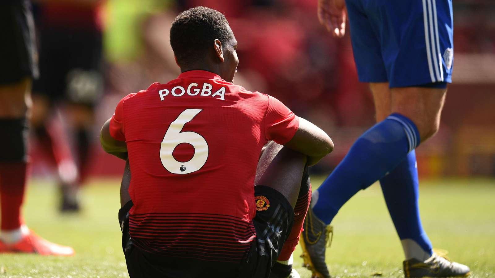 德约卡夫:世界杯后博格巴要一年恢复,齐达内将重建皇马