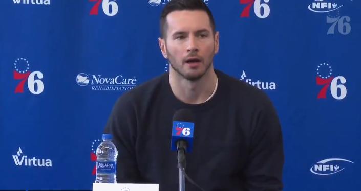 雷迪克:在费城效力的过去两个赛季是一段特别的旅程