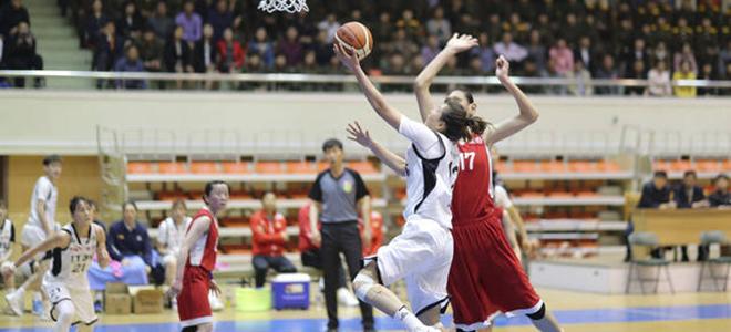 中朝举行篮球友谊赛,陈晓佳:要学习朝鲜小快灵